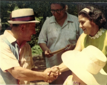 Bolivian picnic-1966