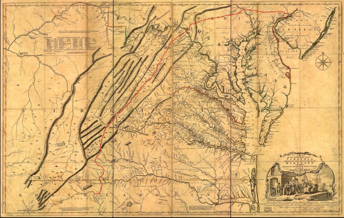 Fry-Jefferson Map