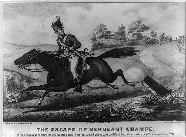_The_Escape_of_Sergeant_Champe_
