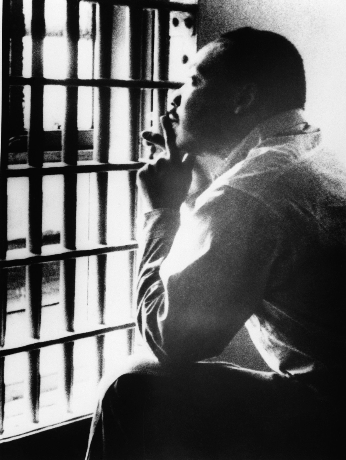 Martin Luther King Jr. in Jail