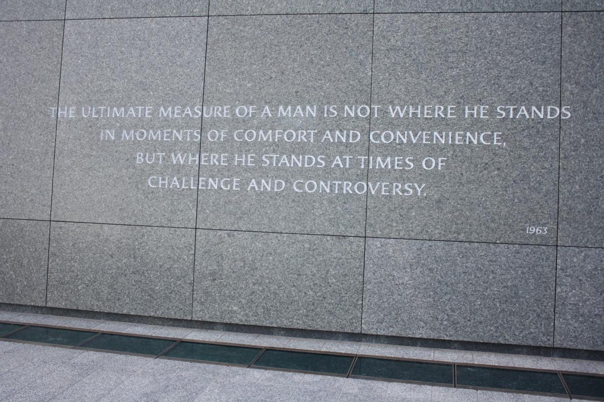 Washington DC-Jan 28-MLK Memorial (14)