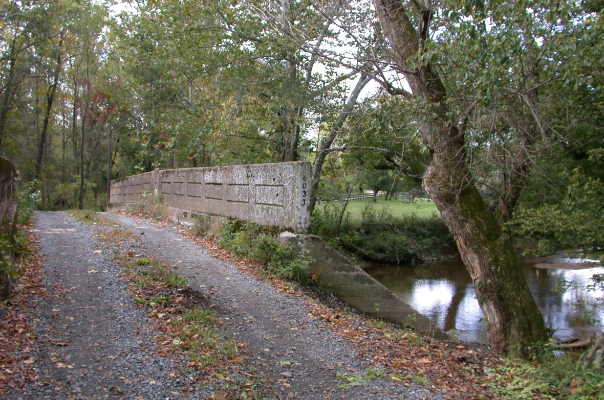 Faquier Co-Panther Creek bridge-Atoka