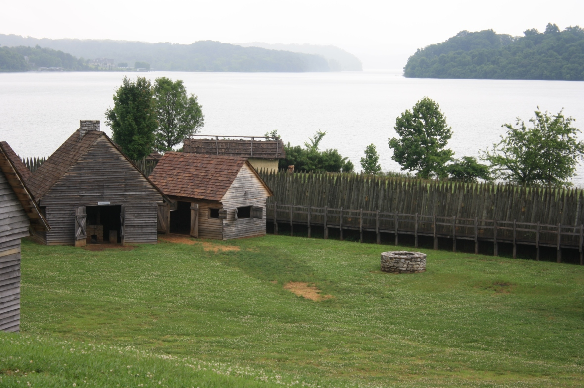 Fort Loudoun-TN-nw corner-blacksmith