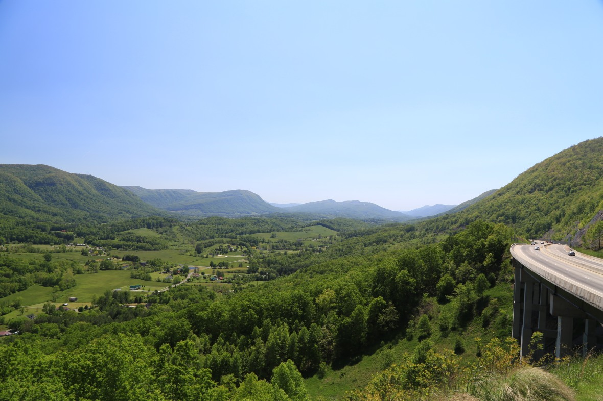 Rt 58-Benge's Gap (1)