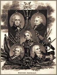 British Admirals