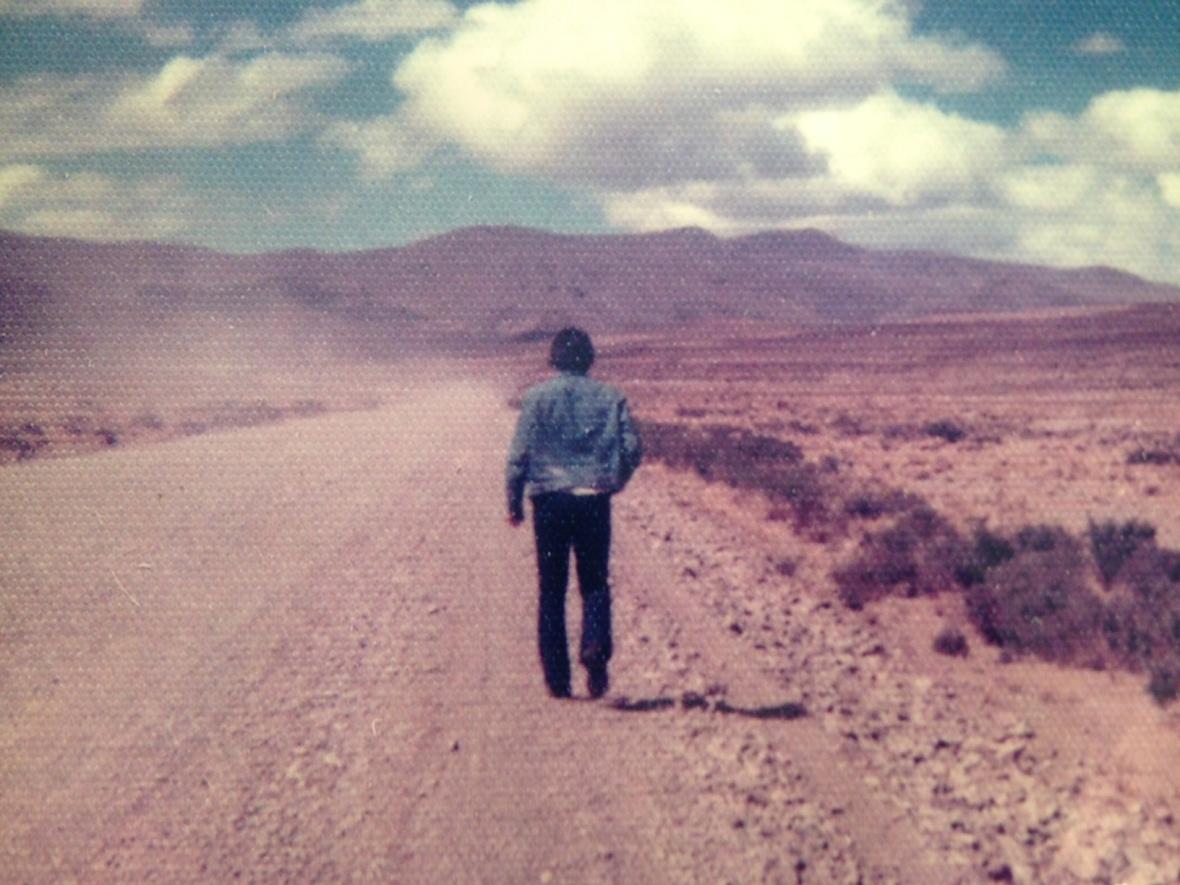 Tom Trigo-Cordillera de Sama-Bolivia-1975