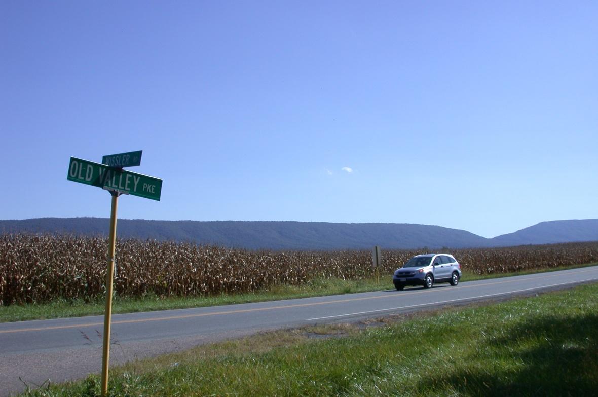 Shenandoah Valley-Rt 11-Meems Bottom